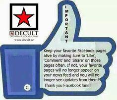 Follow Decult @ google + / like #decult @ Pinterest