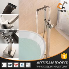High Quality Nerin Gooseneck Freestanding Tub Faucet , Find Complete Details about High Quality Nerin Gooseneck Freestanding Tub Faucet,Tub Faucet,Freestanding Faucet,Floor Mounted Faucet from -Kaiping Artisan Sanitary Ware Industrial Co., Ltd. Supplier or Manufacturer on Alibaba.com