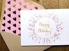 birthday cards drawn drawing draw drawings happy bday