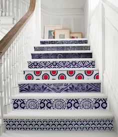 Up & Down Decor-Stairs Decoration