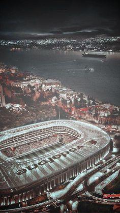 Vodafone Arena - Istanbul, Turkey - Beşiktaş