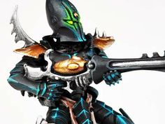 From the Warp: Painting Dark Eldar and doing it well