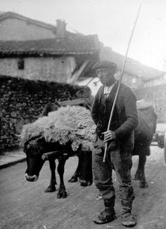 Basque - their origin is mysterious, no one knows where their ancestors came from. Anthropologists and scientists from other fields keep them in physical constitution, unique in the world.