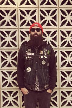 Outlaw biker patches and pins