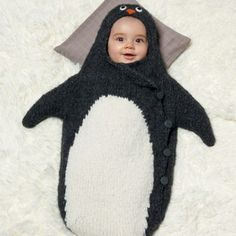 Knitted Baby Cocoons Free Patterns You'll Love