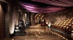 Asia Asia restaurant & lounge 6th Floor, Pier 7  Dubai Marina Tel: +(971)42 765 900