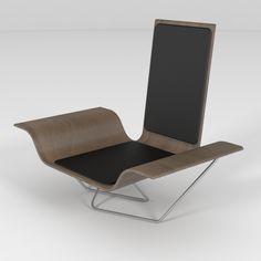 Zen Chair Num.2. @designerwallace