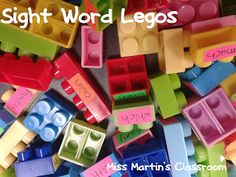 Adhere sight words or just letters.  Many creative uses/games... select letters 1 by 1 then see what ways they can be used (hopefully in sequence) to create words.  Or select & use in own sentence then add it to a common structure kids can individually/collaboratively build.