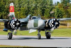 Douglas A-26B Invader aircraft picture
