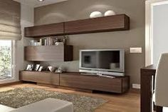 Chic and Modern TV wall mount ideas. Here are 15 best TV wall mount ideas for any place including your living room. Tv Furniture, Furniture Design, Living Room Tv, Home And Living, Tv Wanddekor, Muebles Living, Tv Wall Decor, Cabinet Design, Home Interior Design