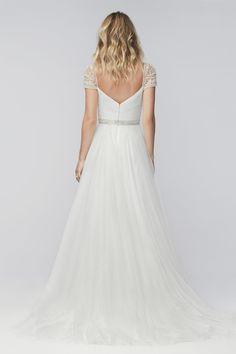 Wtoo Reed- available at Adore Bridal Boutique! www.adorebridalga.com