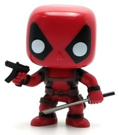 Funko Pop - Deadpool (Marvel)