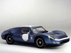 1962Tojeiro-Ecosse Coupe