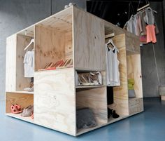 Zalando Pop-Up Shop - Germany