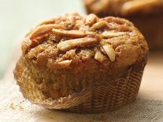Gluten Free Apricot Muffins with Almond Streusel Topping Recipe