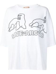 Save the arctic Tシャツ
