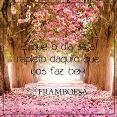 BOM DIA!  www.framboesalingerie.com.br