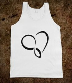 Never Ending Love #infinity #heart. Would make an awesome tattoo on my wrist