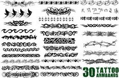 24 Best Warrior Armband Tattoo Tribal Images Arm Band Tattoo