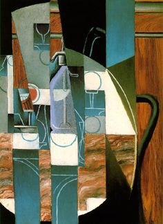 Juan Gris art work - Oil Painting
