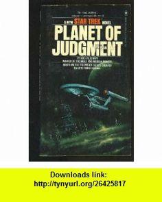 Planet of Judgment (Star Trek TOS) (9780553111453) Joe Haldeman , ISBN-10: 0553111450  , ISBN-13: 978-0553111453 ,  , tutorials , pdf , ebook , torrent , downloads , rapidshare , filesonic , hotfile , megaupload , fileserve