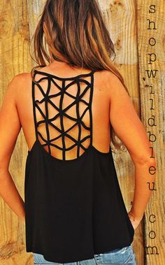 Love Triangle Tank (black)-  CLICK THE PIC and Learn how you can EARN MONEY while still having fun on Pinterest