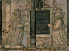 Memorial to Edward (1548-1632) and Elizabeth Skynner (d.1628 aged 80)