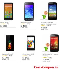 Upto 60% Off on #SmartPhones