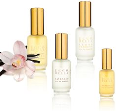 Whether it's Vanilla, Lavender, Lemon Verbena or Ambrosia, Ecco Bella organic Eau de Parfums will envelope your senses in nature's seductive, mood altering aromatherapy. Made with sophisticated perfumery techniques, we use only real essential oils from flowers, fruits, herbs and spices.  Our Parfums are as concentrated as perfume and last longer than cologne. Intoxicate your world and his with your natural Ecco Bella Perfume.