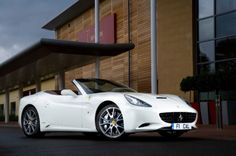 2014 Ferrari California Review and Picture - Frot side