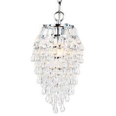 Teardrop Mini Chandelier