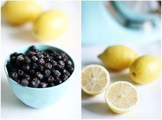 Call me cupcake!: Blueberry lemon cupcakes!