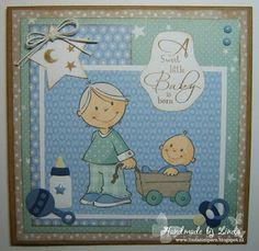 Handmade by Linda Marianne Design, Baby Design, Babys, Scrap, Baby Boy, Handmade, Party, Photos, Babies