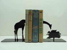:D Soportes de libros originales en Decoración de la habitacion de bebés, niños y niñas