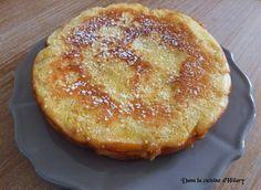 Dans la cuisine d'Hilary: Gâteau à la poêle aux pommes pour les petites faim qui ne peuvent pas attendre