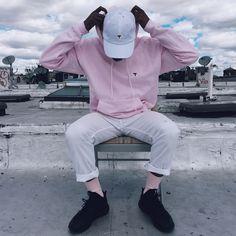 mens pink streetwear 2016