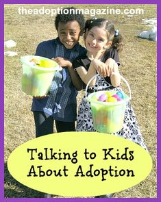 Hint:  ALL kids should be taught about adoption, not just those that are adopted.