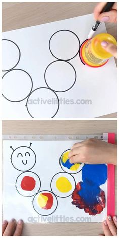 Mess Free Painting for Kids - Active Littles