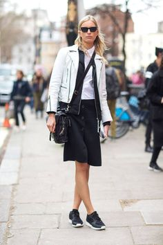 Get a sneak peek at Fall 2014 trends with these street style snaps.