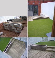 Courtyard garden design Birmingham Courtyard garden design Birmingham In modern cities, it is practically impossible to sit in the house with an outdoor, s. Back Garden Design, Modern Garden Design, Backyard Garden Design, Contemporary Garden, Garden Landscape Design, Backyard Landscaping, Courtyard Design, Design Jardin, Birmingham