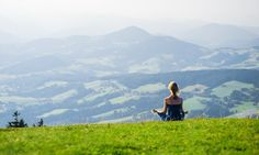 Meditate for Body, Mind & Beauty | Beautiful Because Meditation can improve not only your stress levels, but has anti-ageing benefits too, having been linked to an increase in production of the beauty hormone melatonin.