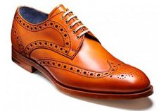 Barker Thompson is a stylish variance to the modern brogue available in calf leather or suede uppers  http://www.robinsonsshoes.com/barker-thompson.html
