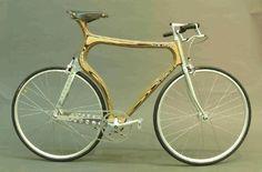 efficiente.bikeart - legno unico