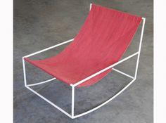 Rocking chair design muller van severen