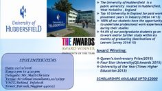 Spot Assessment and Training by University of Huddersfield, UK on 22nd Nov 2016, Tue, Time: 2.00 PM to 4:30 PM @Krishna Consultants, Nagpur