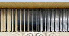 kengo kuma plans louvered tomioka city hall in central japan - designboom | architecture & design magazine