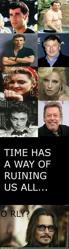 Time has made Johnny Depp more awesome!