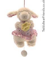 Steiff Baby Girl Lamb Musical  Girl Lamb Musical (20cm) in white / pink makes a lovely gift. This baby lamb musical from Steiff Bab  http://www.comparestoreprices.co.uk/teddy-bears/steiff-baby-girl-lamb-musical.asp