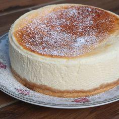 Image may contain: food Cake Mix Recipes, Cheesecake Recipes, Dessert Recipes, Desserts, Tiramisu Cake, Sweet Pastries, Cake Cookies, No Bake Cake, Cake Decorating