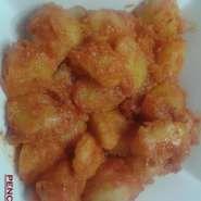 Patatas picantes especiadas